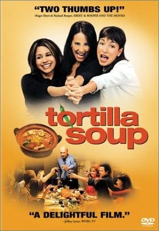 Zupa z tortillą