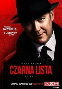 Czarna lista (2013) plakat
