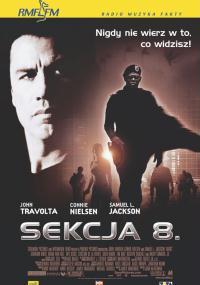 Sekcja 8. (2003) plakat