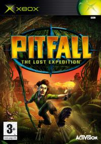 Pitfall: The Lost Expedition (2004) plakat