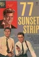77 Sunset Strip (1958) plakat