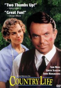Prowincjonalne życie (1994) plakat