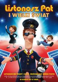 Listonosz Pat i wielki świat (2014) plakat