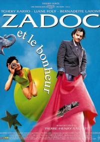 Zadoc et le bonheur (1995) plakat