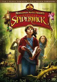 Kroniki Spiderwick (2008) plakat