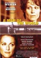 plakat - Mapa świata (1999)