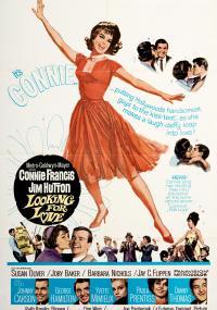 W poszukiwaniu miłości (1964) plakat