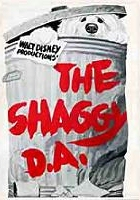 The Shaggy D.A. (1976) plakat