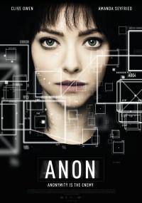 Anon (2018) plakat