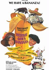 Herbie Goes Bananas (1980) plakat