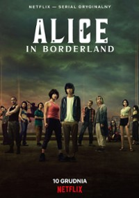 Alice in Borderland (2020) plakat