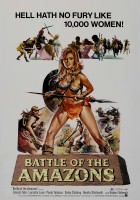 plakat - Amazonki przeciw supermanom (1973)