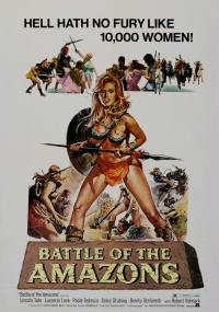 Amazonki przeciw supermanom (1973) plakat