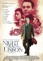 plakat - Nocny pociąg do Lizbony (2013)