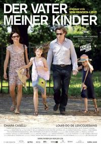 Ojciec moich dzieci (2009) plakat