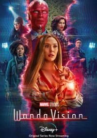 WandaVision (2021) plakat