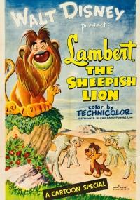 Zbaraniały lew