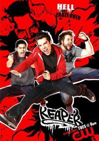 Żniwiarz (2007) plakat