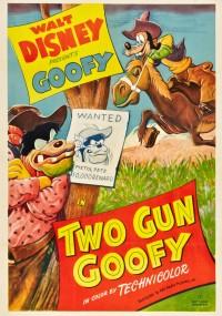 Szeryf Goofy (1952) plakat