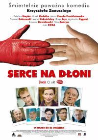 Serce na dłoni (2008) plakat