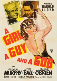 A Girl, a Guy, and a Gob (1941) plakat
