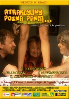 plakat - Atrakcyjny pozna panią (2004)