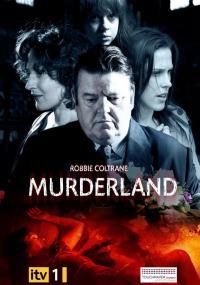 Murderland (2009) plakat