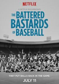 The Battered Bastards of Baseball (2014) plakat