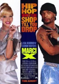 Marci X (2003) plakat