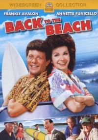 Back to the Beach (1987) plakat