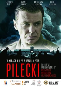 Pilecki (2015) plakat