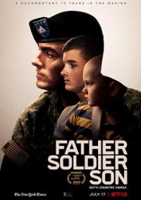 Ojciec, żołnierz, syn (2020) plakat