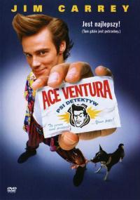 Ace Ventura: Psi detektyw (1994) plakat