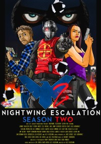 Nightwing: Escalation (2011) plakat