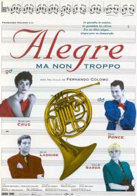 Alegre ma non troppo (1994) plakat