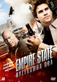 Empire State: Ryzykowna gra (2013) plakat