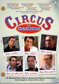 Circus Maximus (2010) plakat