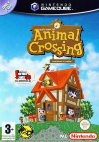 Animal Crossing (2001) plakat