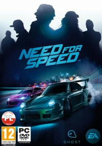Need For Speed (2015) plakat