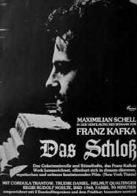Zamek (1968) plakat