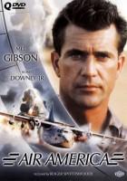plakat - Air America (1990)