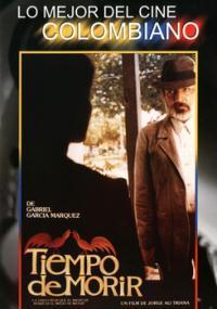 Tiempo de morir (1985) plakat