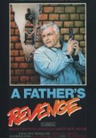 plakat - Zemsta ojca (1988)