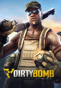 Dirty Bomb (2015) plakat