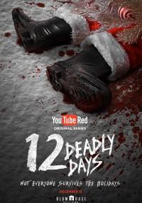 12 Deadly Days (2016) plakat