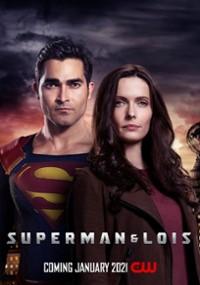 Superman i Lois (2021) plakat