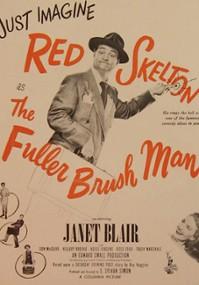 The Fuller Brush Man (1948) plakat