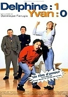 Delphine 1 - Yvan 0 (1996) plakat