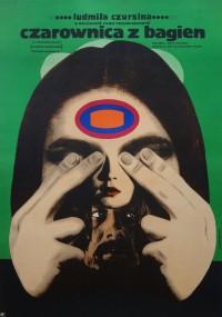 Czarownica z bagien (1971) plakat
