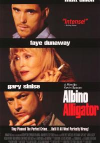 Biały aligator (1996) plakat